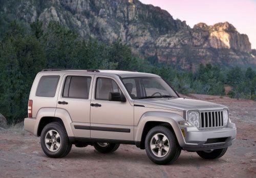 2008 Jeep Liberty Limited Jeep Liberty Sport Jeep Liberty 2008 Jeep Liberty