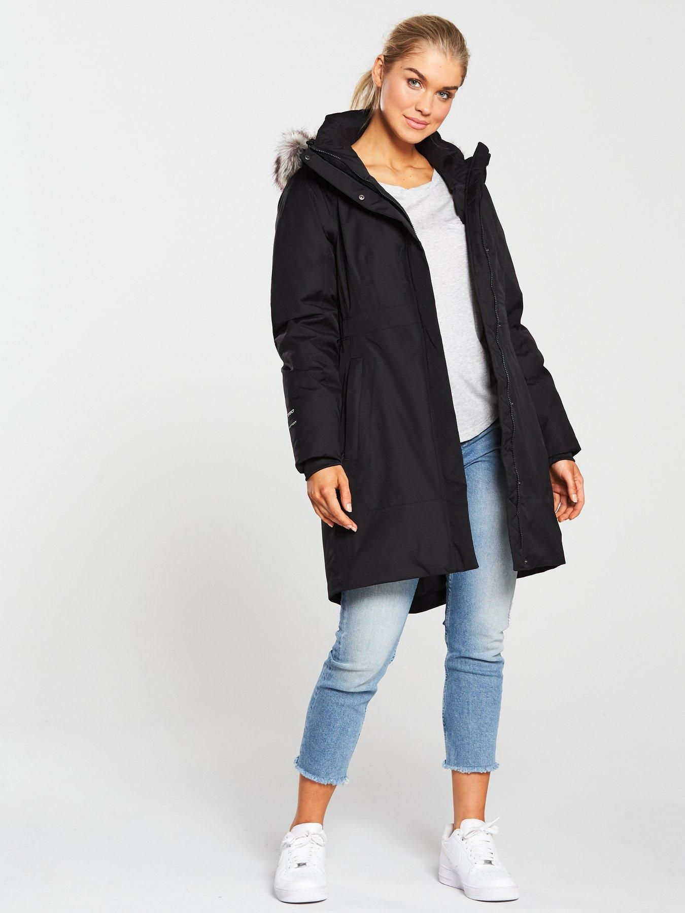 THE NORTH FACE Arctic Parka II Black in 2020 North