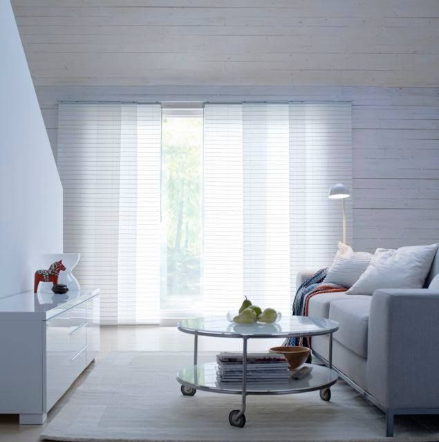 These Vertical Blinds Have A High Quality Finish With Superb Light