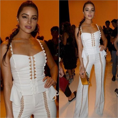 #OliviaCulpo attends the Jonathan Simkhai fashion show on #September 10, 2016 in…
