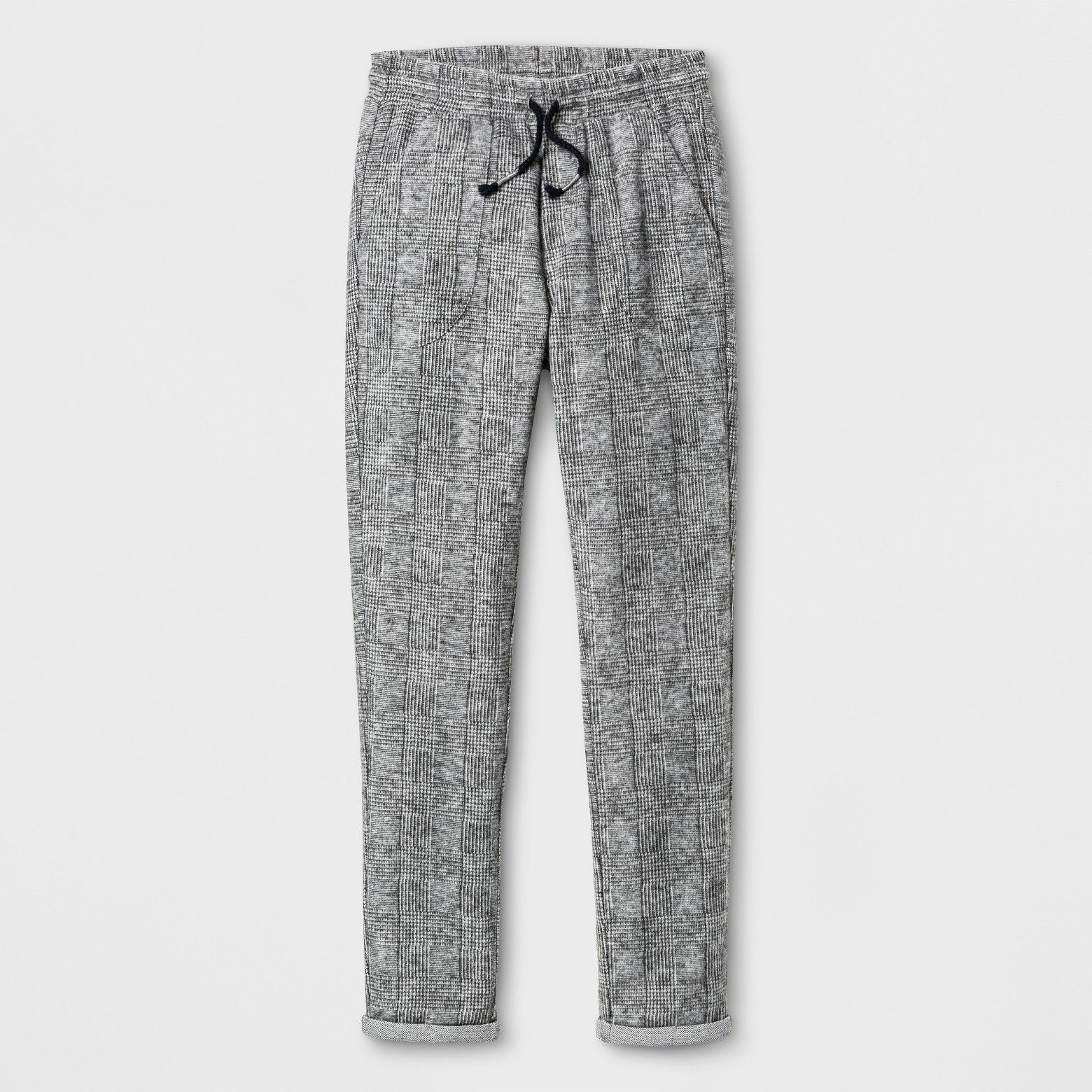 Boys plaid jogger pants art class gray target boys