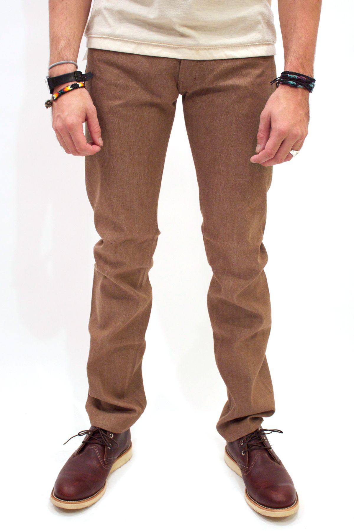 brown-jeans-4.jpg (1200×1800) | Look | Pinterest