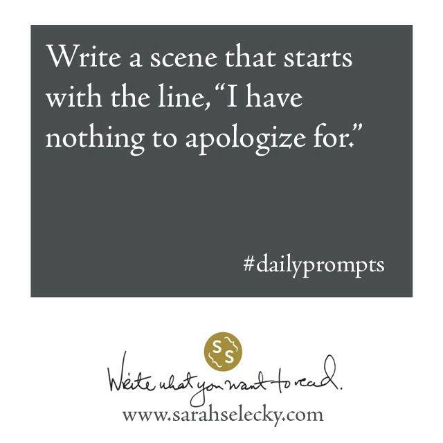 #dailyprompts #writingprompts #amwriting #sarahselecky