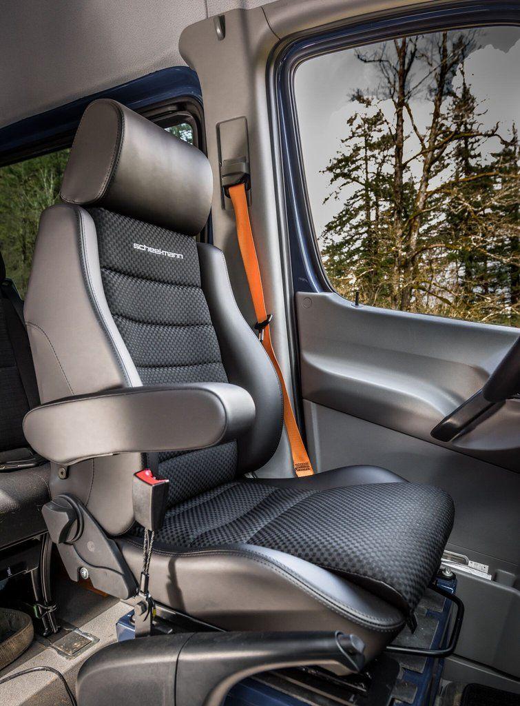 Scheelmann Seats Jeep Wrangler Accessories Sprinter Van Sprinter