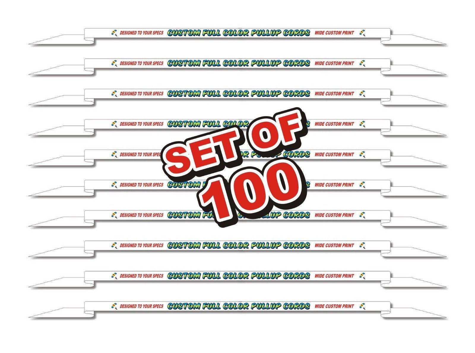 Skydiving Custom Pull Up Cords Full Color Set Of 100 Designed For You Ebay Color Set Design Custom