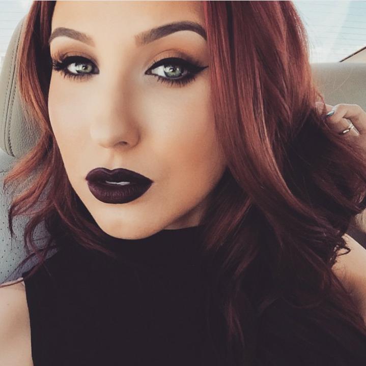 "Social Media: Jaclyn Hill lips are MAC liner ""Bespoken For ..."