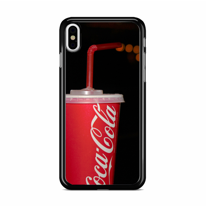 coque iphone x coca cola