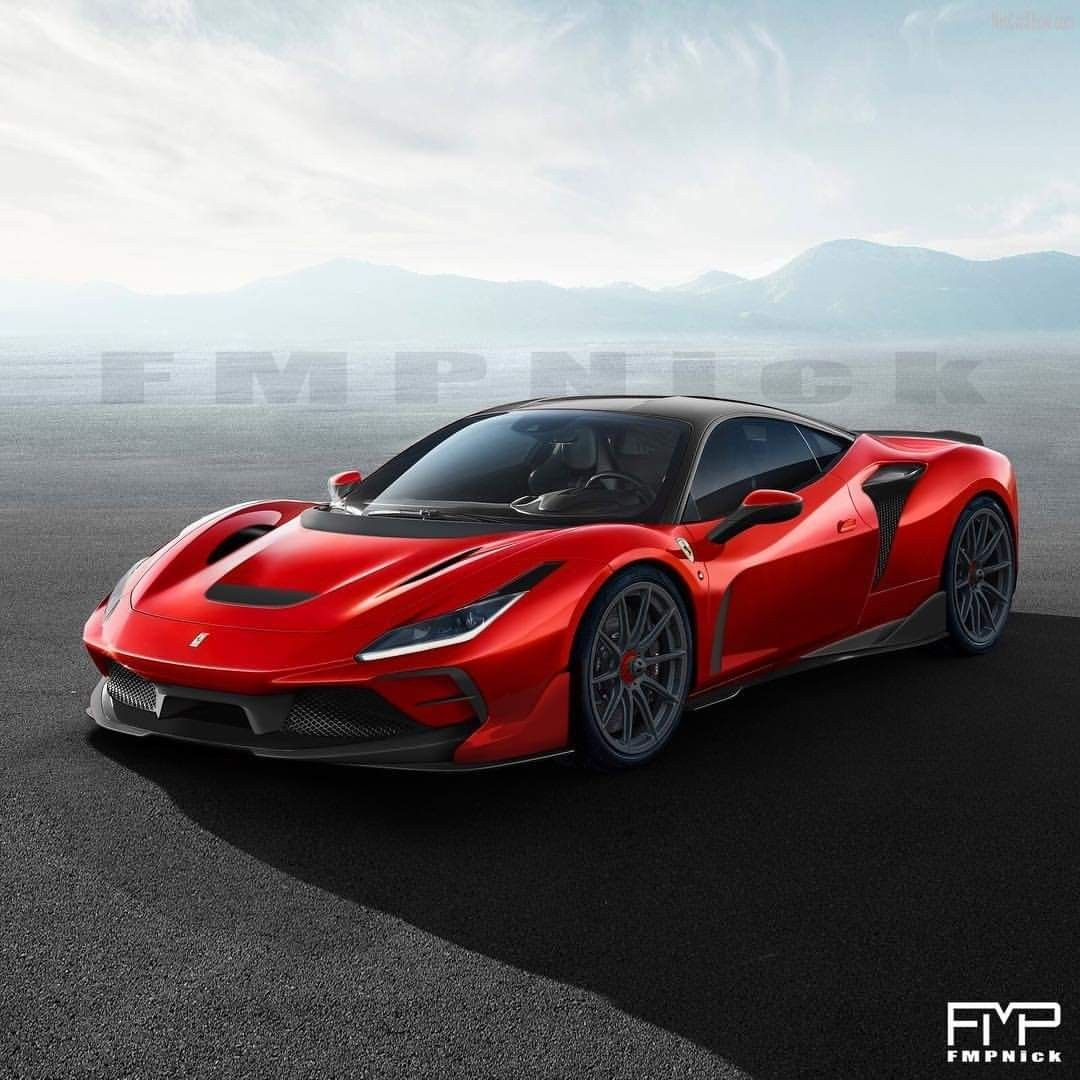 The Ferrari F8 Tributo Is The Most Powerful V8 Car Its: Simgekurucan Adlı Kullanıcının Spor Arabalar Panosundaki