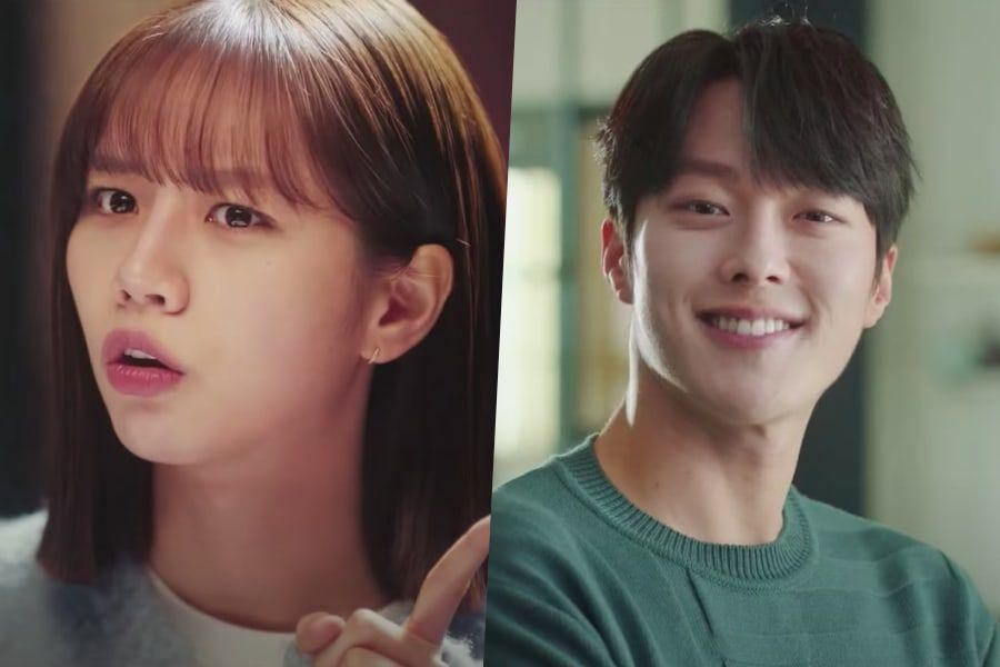 """Watch: Girl's Day's Hyeri Makes An Enticing Proposal To Jang Ki Yong In """"My Roommate Is Gumiho"""" Teaser"""