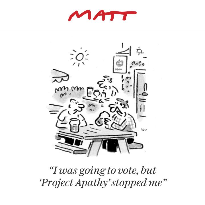 Gallery: Matt cartoons, May 2016