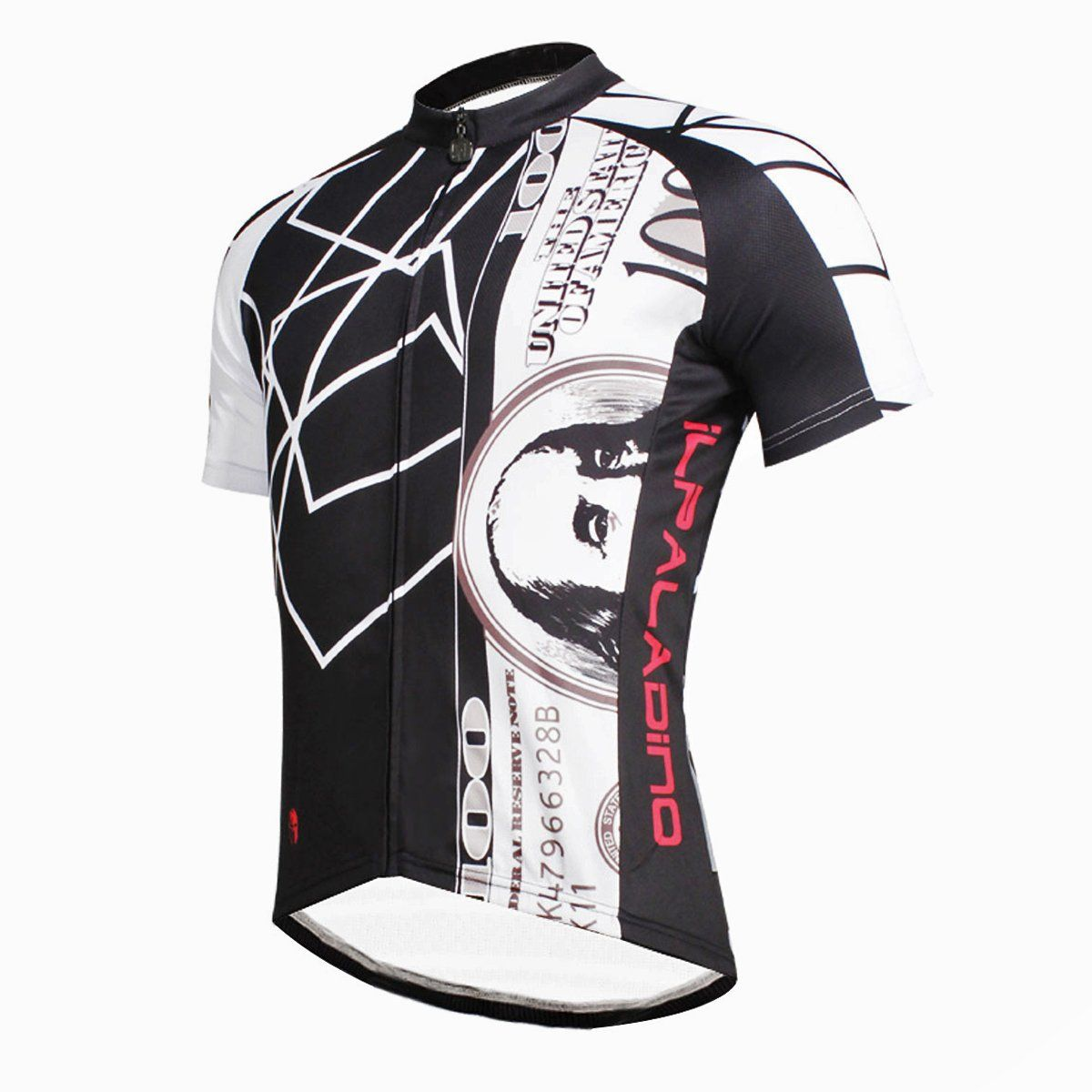 ILPALADINO Dollars Professional MTB Cycling Jersey Short Sleeve Mountain  Bike Summer Exercise Bicycling Pro Cycle Clothing 6f5437c10