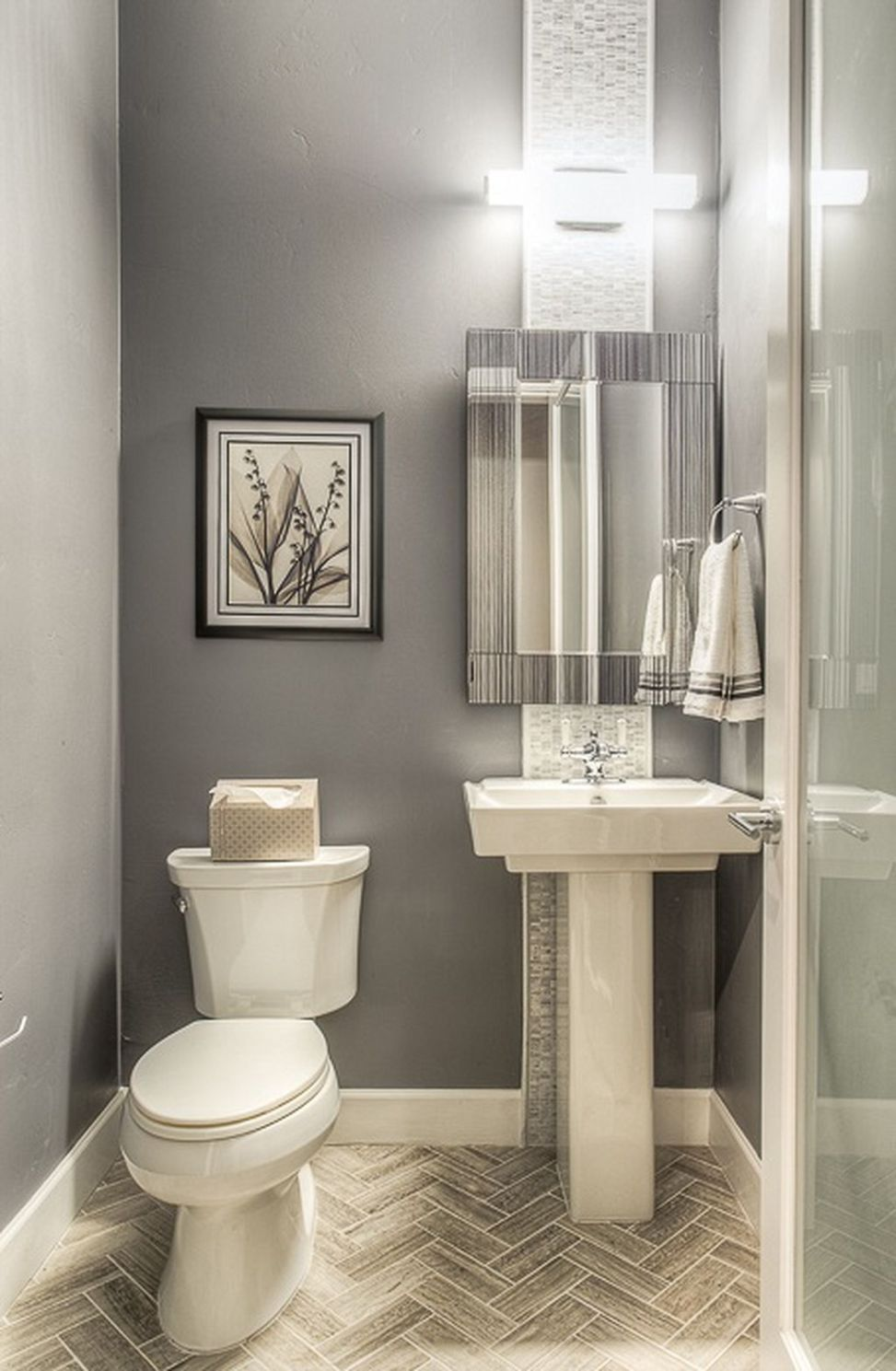 Tiny Powder Room Designs: Ideas That Nobody Told You About Small Powder Room 68