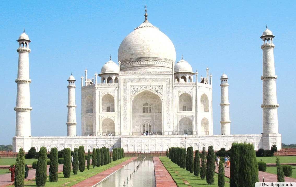 Image Of Taj Mahal Free Download: Taj Mahal Hd Wallpaper Download