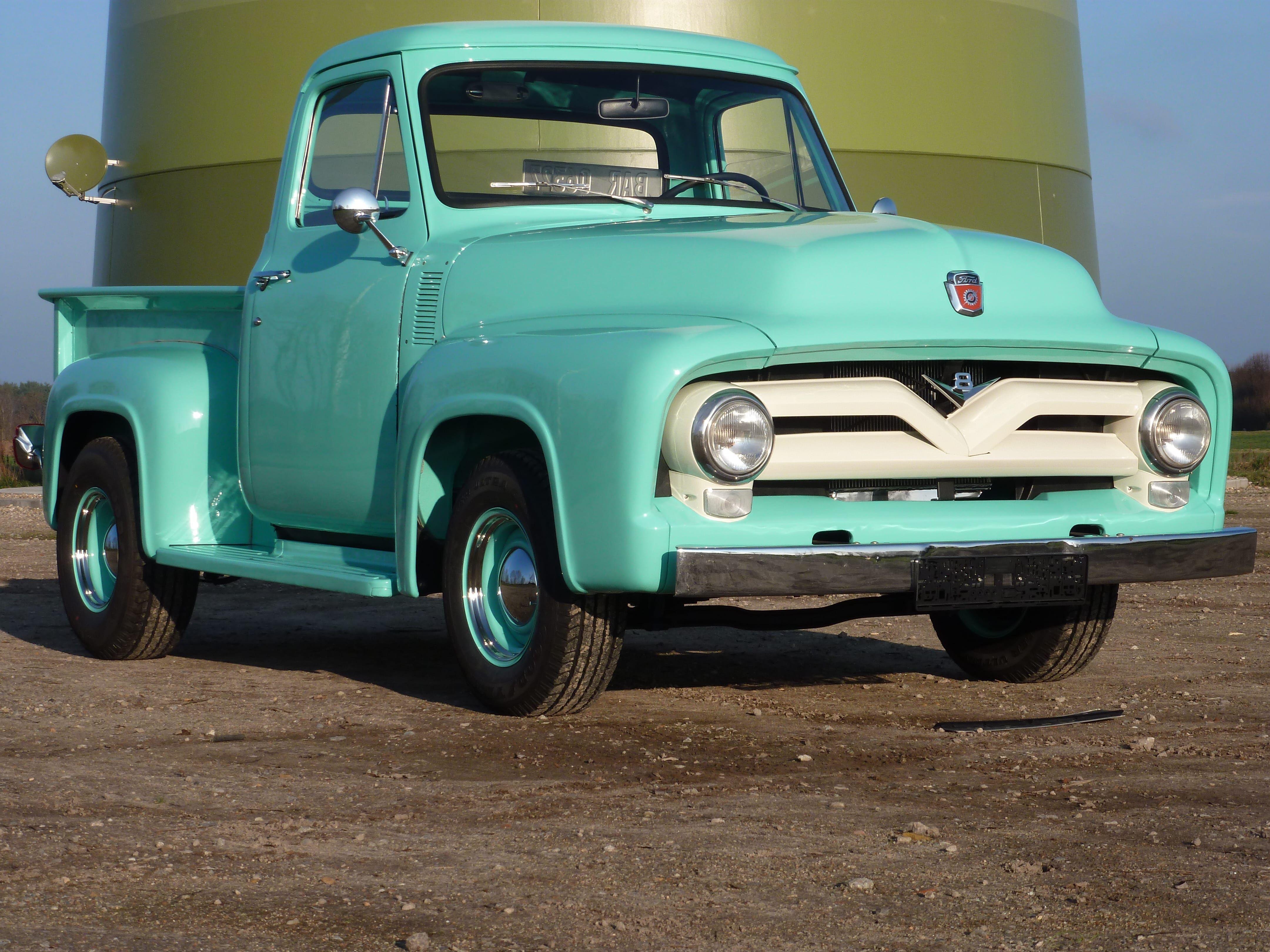 1955 Ford F100 Guido Potschien
