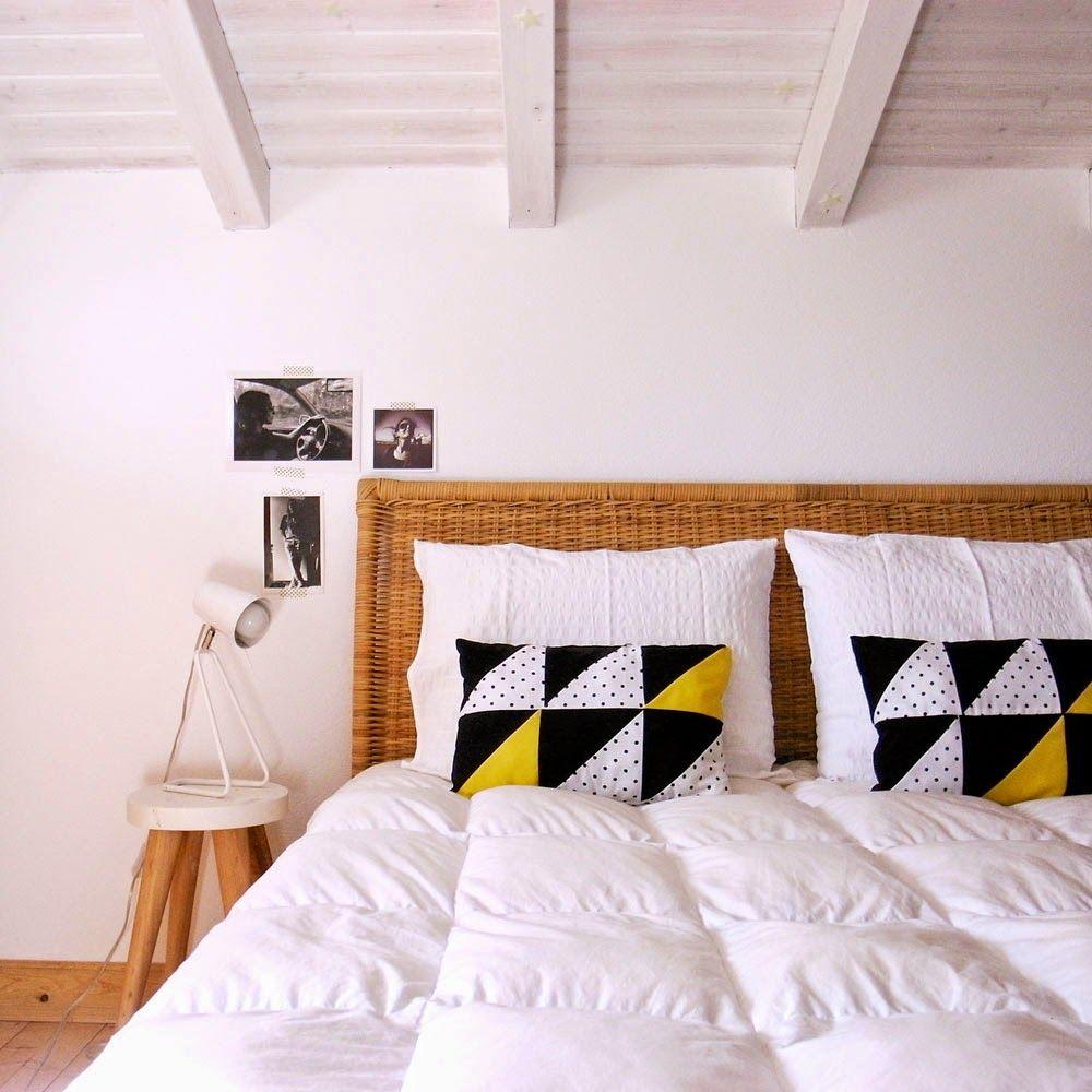 White, black and yellow.