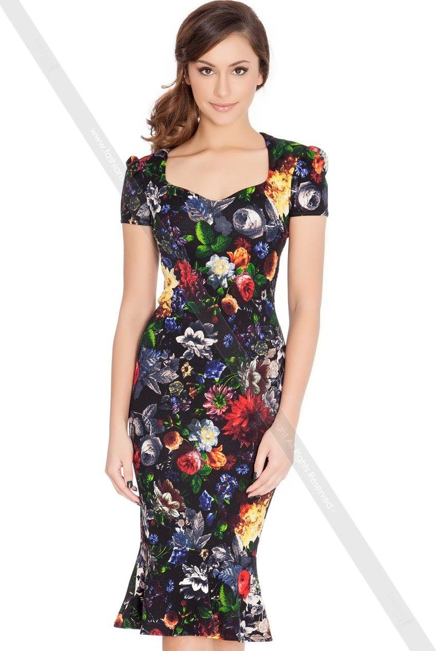 kleid k0947-2 - damen | modestil, kleider, mode
