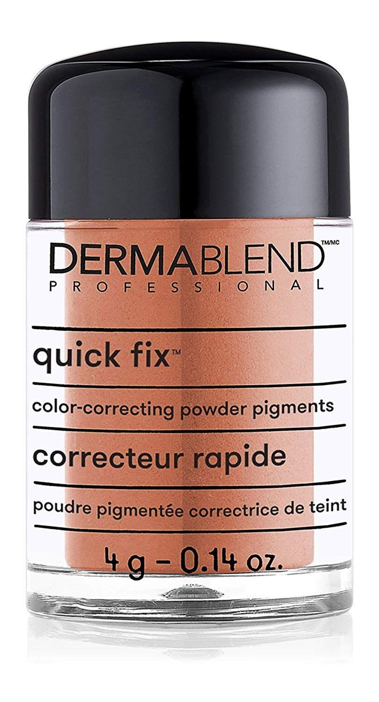 Dermablend QuickFix Color Corrector Powder, Orange, 0.14