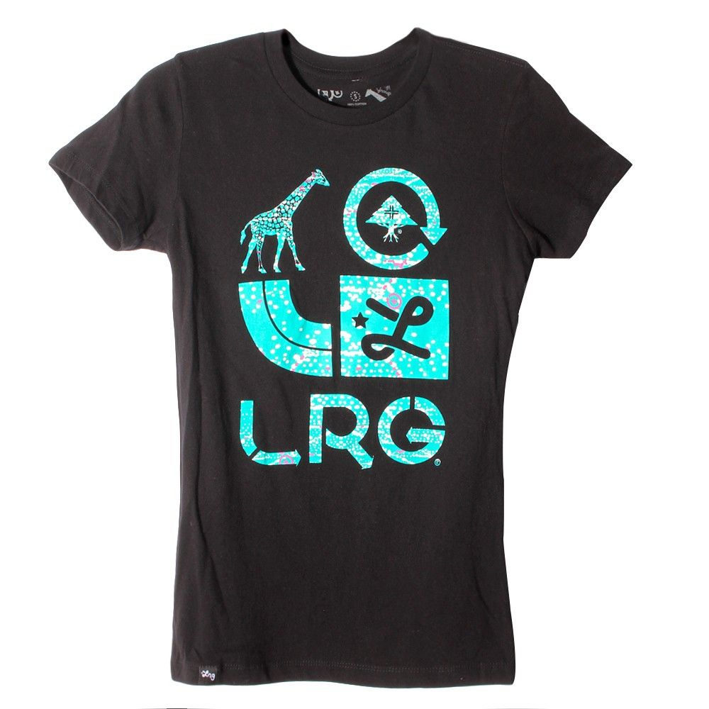 LRG Womens City Lights Icon T-shirt