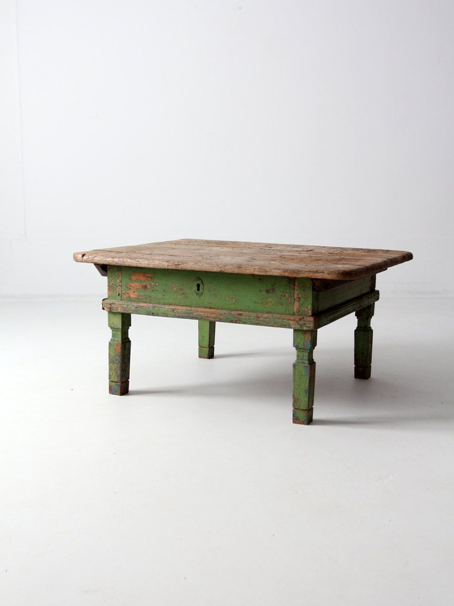 Reserve Antique Italian Table Coffee Table With Sliding Etsy Coffee Table Wood Table Bases Italian Table [ 1200 x 900 Pixel ]
