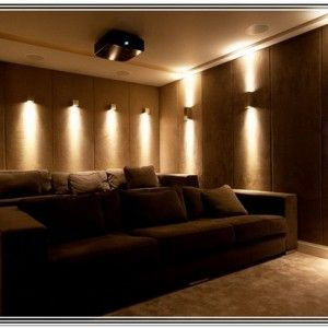 Movie Room Sconces Google Search Home Theater