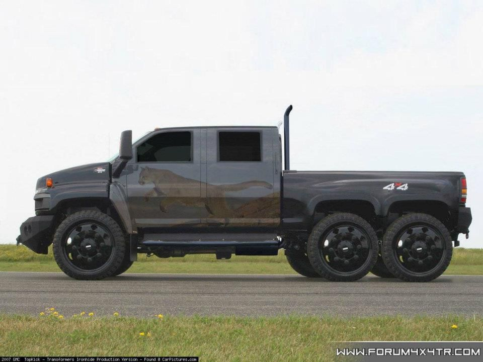 Late Model 6x6 Conversion Duramax Kodiak Trucks Diesel Trucks