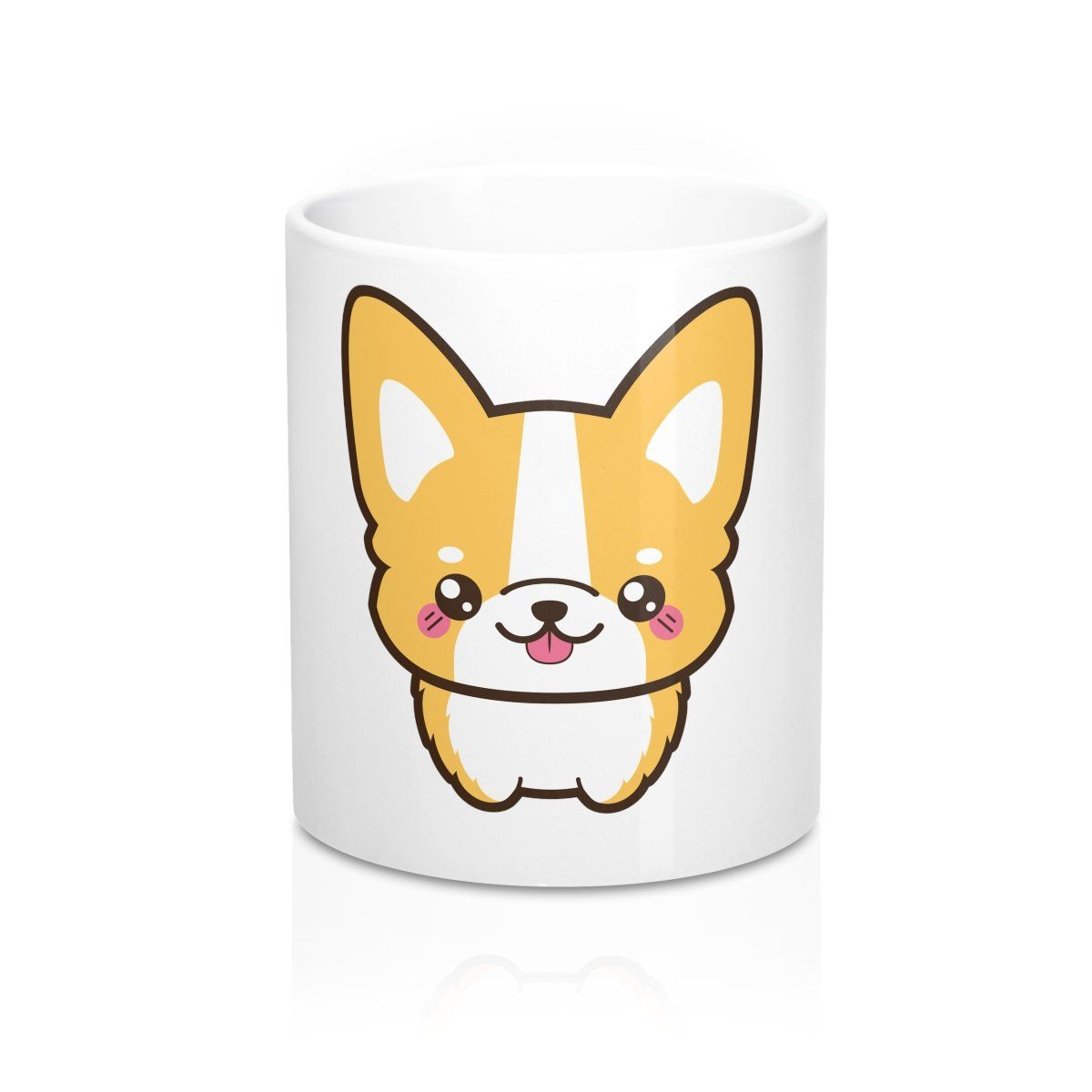 Personalized gift, a coffee mug with a simple cute design. We can also create a custom name, picture or a message to be printed on the coffee mug. This is a great personalized gift for that special someone. This custom mug comes with 11 oz, made with white ceramic. The mug has a c-handles with rounded corners. This cus #custommugs