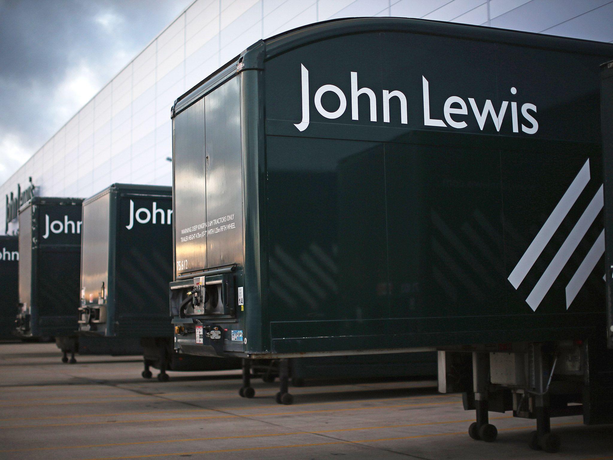 Huge increase in online shoppers lifts John Lewis