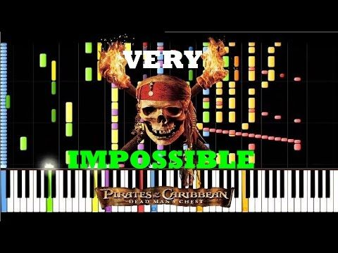 He's a Pirate - IMPOSSIBLE PIANO REMIX by PlutaX - Piano