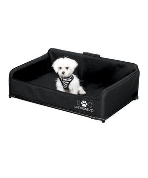 Look at this #zulilyfind! Black Lazy Bed by LazyBonezz #zulilyfinds