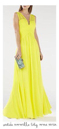 #vestido de la nueva temporada de BCBG,  Look al estilo Emma Stone en los Oscars 2015 #invitada #look #boda