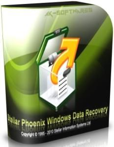Stellar Phoenix Data Recovery Software with Crack and