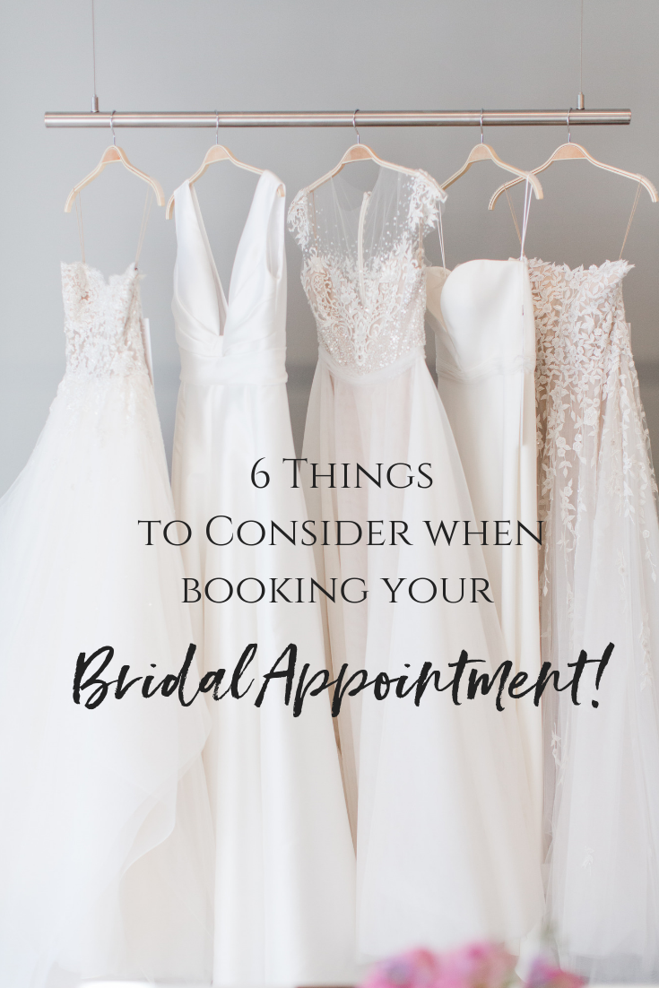 cd4c444f04a7 Shopping for your dream wedding dress?! There are many options on where to  shop but what is best for you?? We have 6 things to consider when choosing a  ...