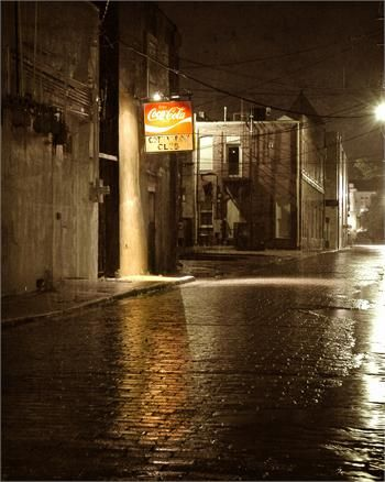 Cotton Row Club Photo Very Greenwood With Images Mississippi Delta City Rain Blackstone