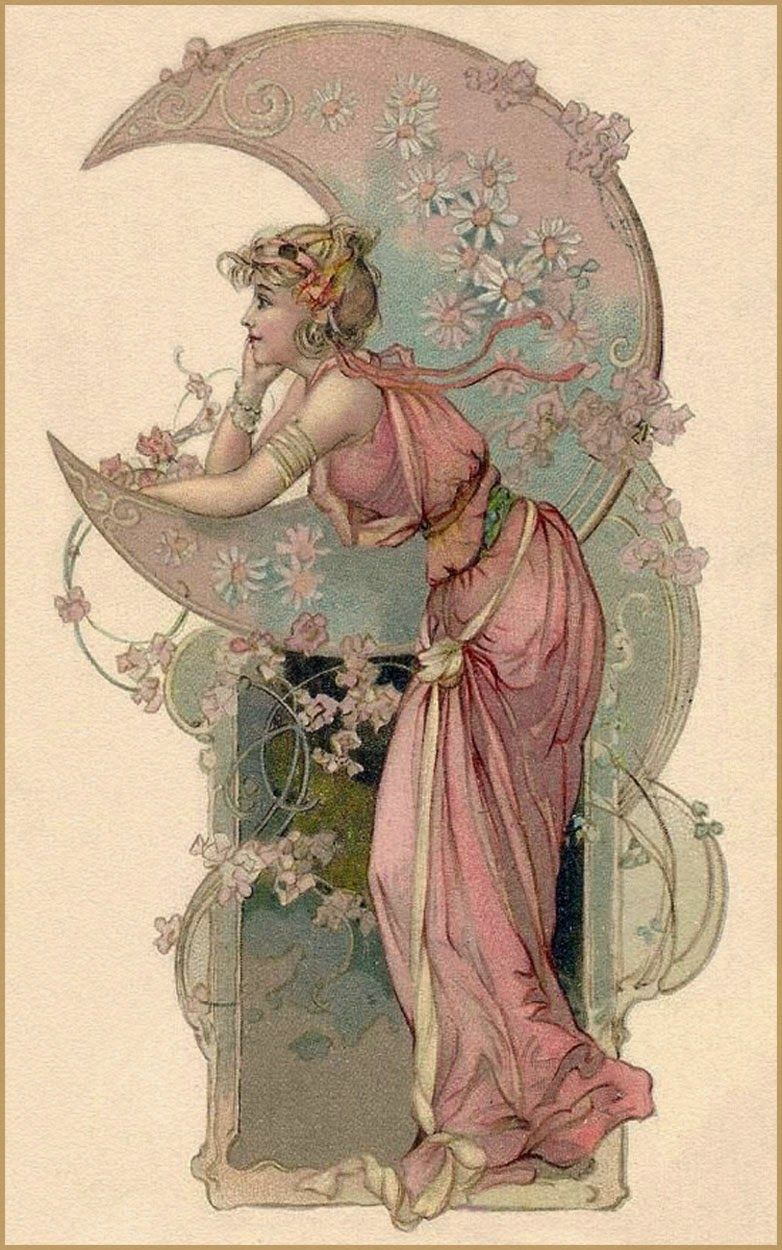 Not by Mucha