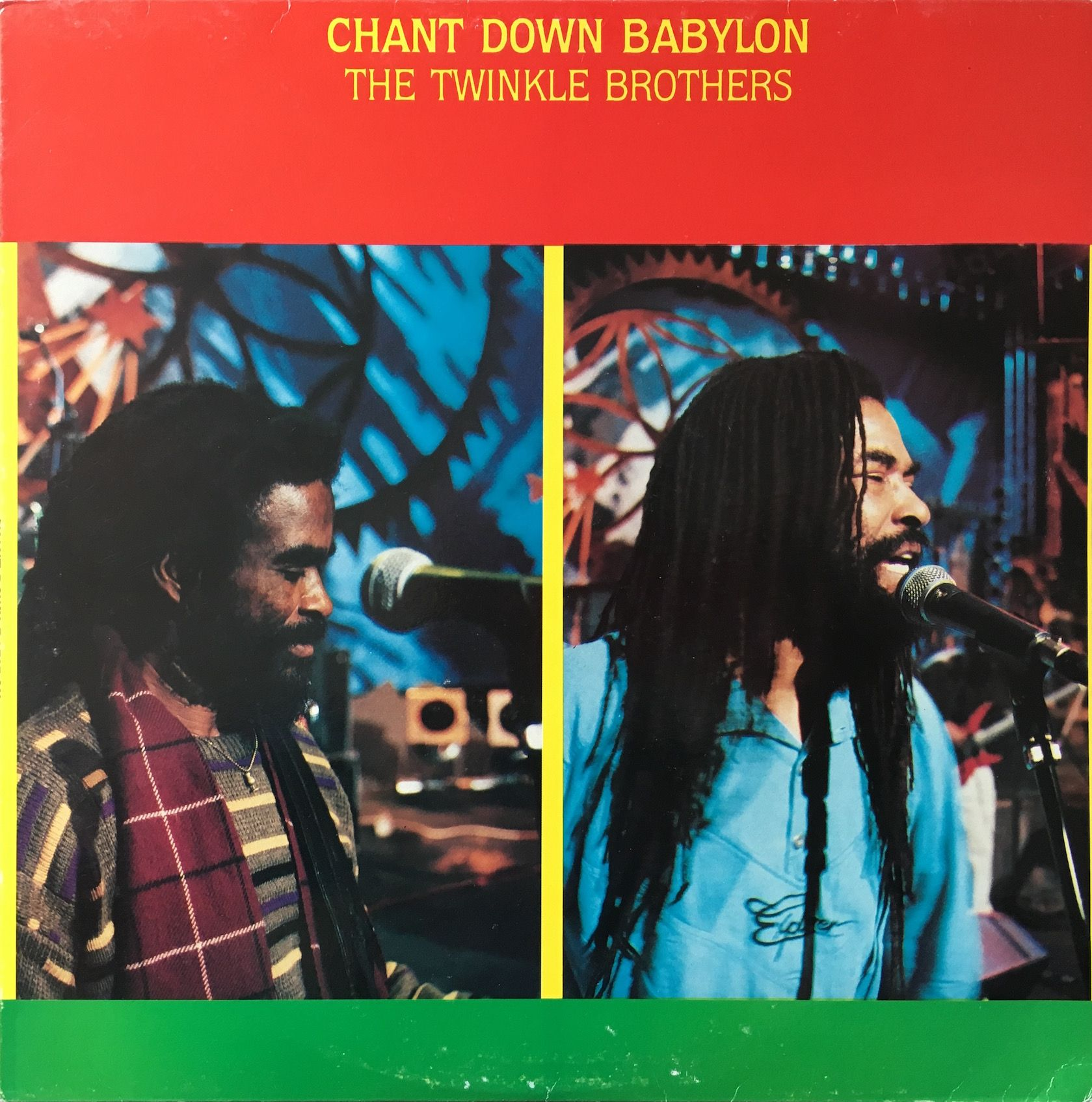 The Twinkle Brothers Chant Down Babylon Twinkle Twinkle Babylon Brother