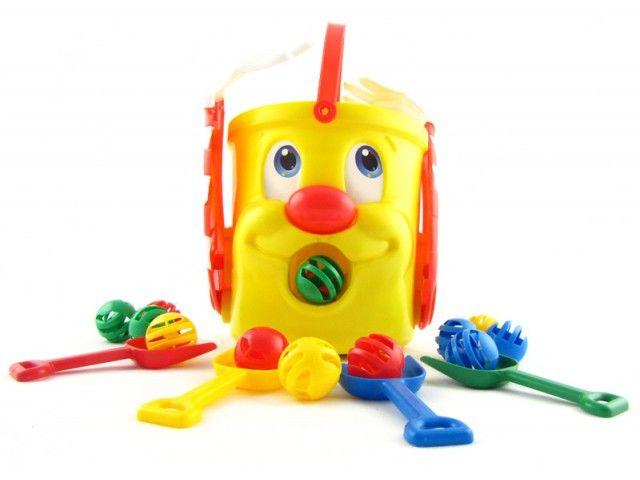Mr Bucket..