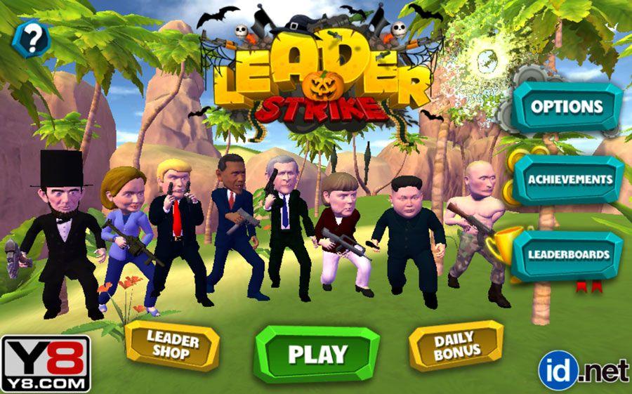 Leader Strike | Yandere Games | Yandere games, Fps games, Games