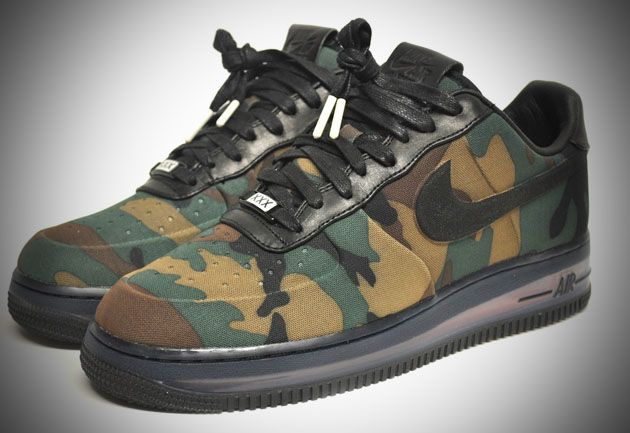 "Nike Air Force 1 Max Air VT ""Camo"""