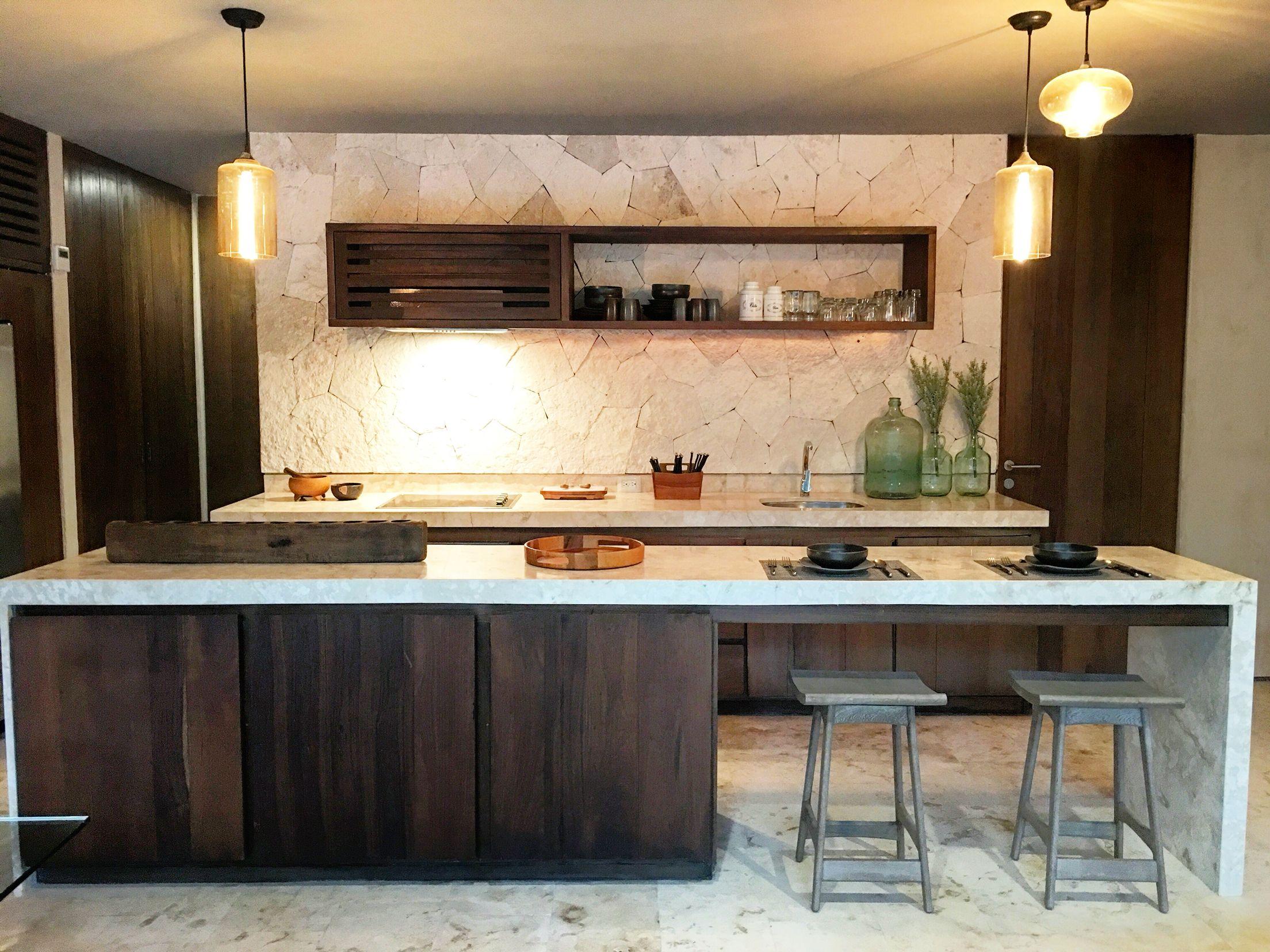 Tulum In 2020 Tulum Tropical Houses Kitchen
