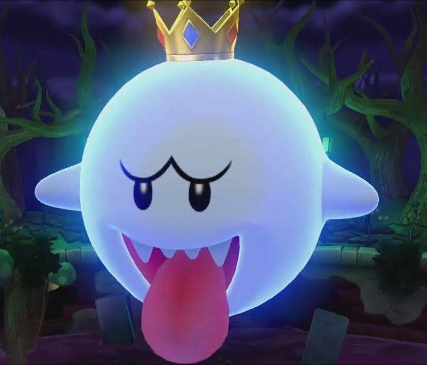 King Boo Game King Boo Luigi S Mansion Luigi S Mansion