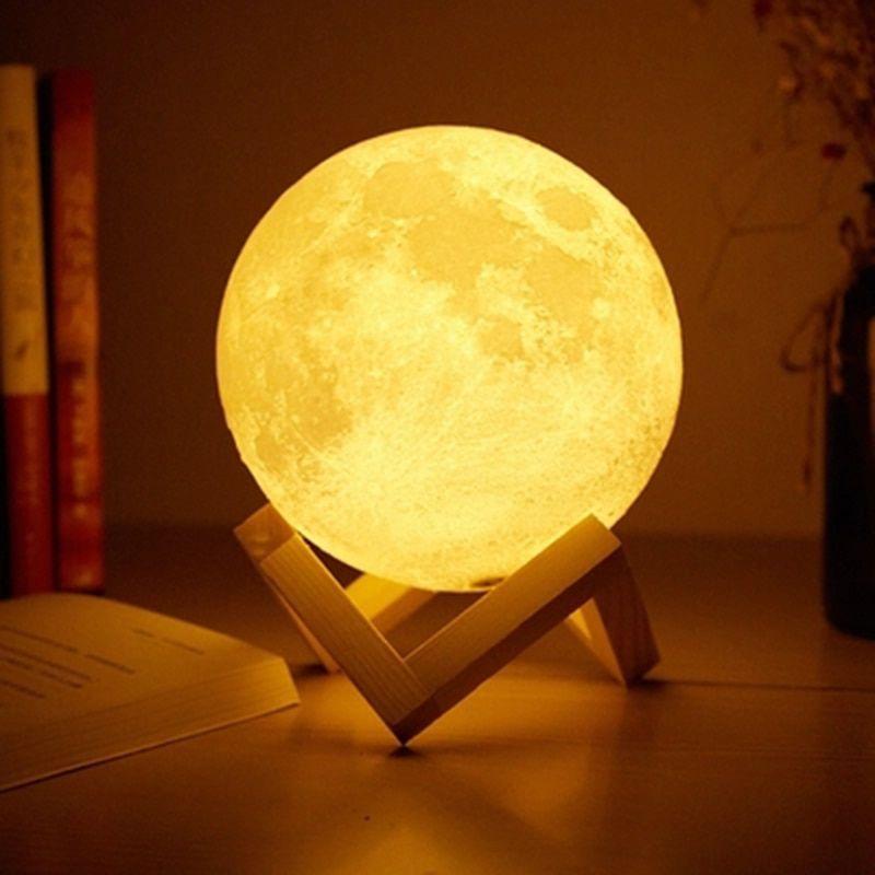 Moon Lamp Moon Light Lamp Lamp Light Night Light