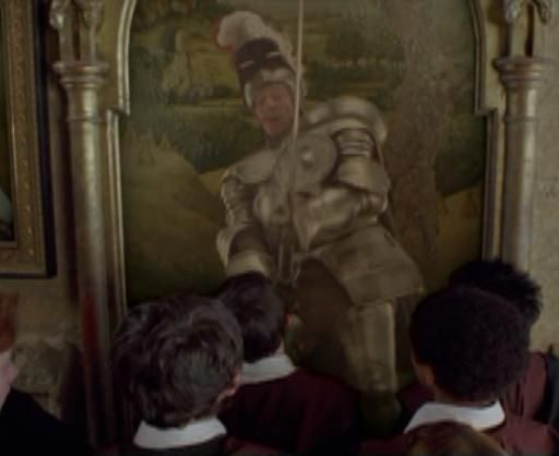 Sir Cadogan World Art Day Cadogan Gryffindor