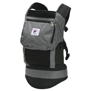 5f4c7ac5a7e ERGObaby Performance Carrier in a neutral color
