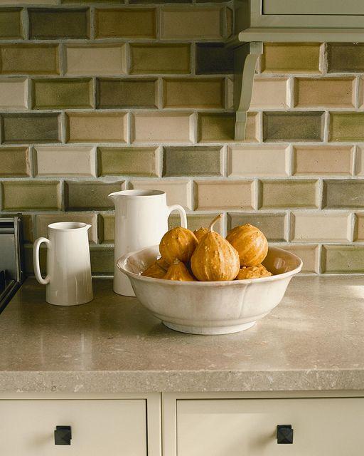 Ceramica Alhambra Beveled Brick from WZ