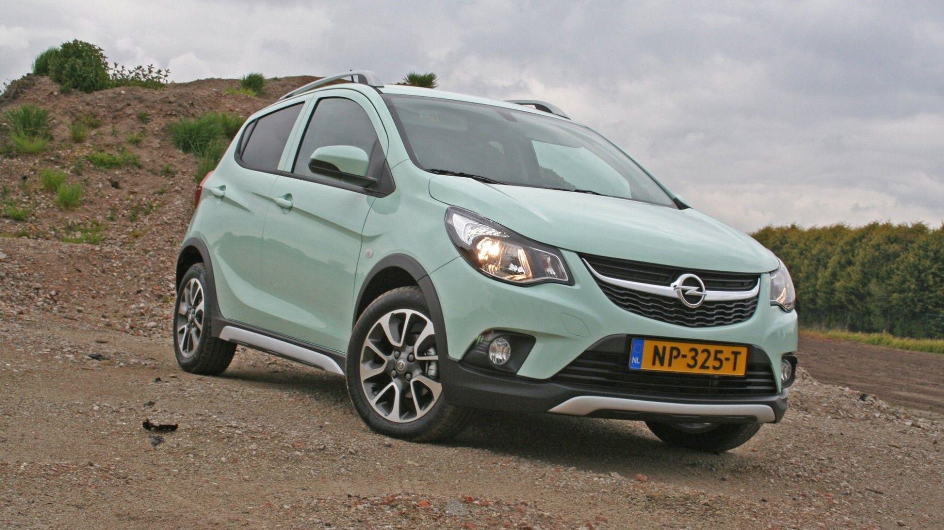 Opel Karl Rocks 2020 Speed Opel Speed Test Vauxhall Viva