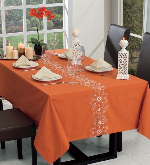 Resultado de imagen para manteles para mesa cuadrada for Manteles de mesa cuadrada