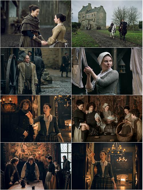 Outlander Author Criticizes Love Scene in Latest Episode