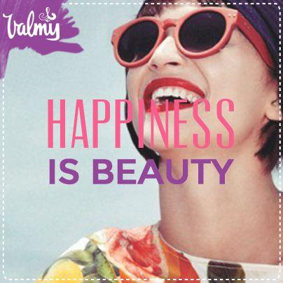 La belleza comienza dentro de nosotras.