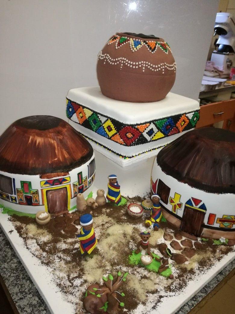 Ndebele wedding cake wedding cakes cake themed cakes