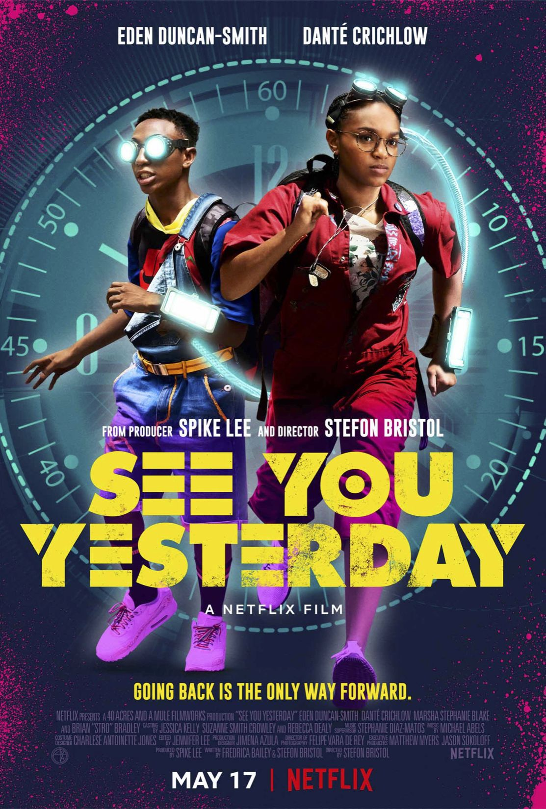 """How """"See You Yesterday"""" director Stefon Bristol developed"""